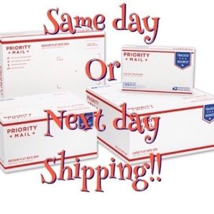 Same day or next day shipping 📦✈️📦✈️📦✈️